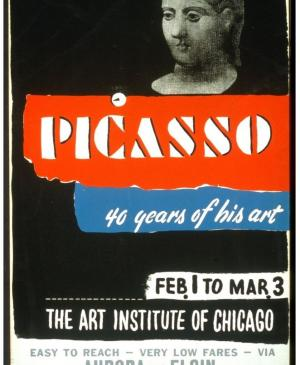 Picasso: Forty Years of His Art, Art Institute of Chicago
