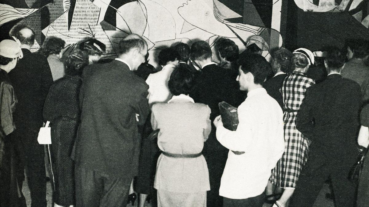 Exposición Picasso en el Musée des Arts Décoratifs