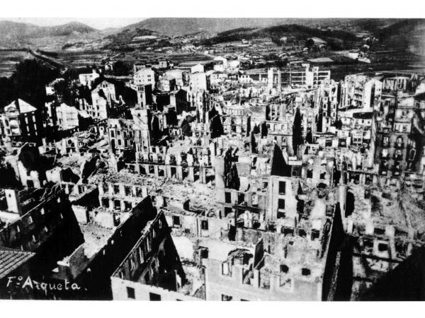 Bombardeo Gernika